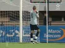 El gol de penal más insolito de la historia - video del gol de penal a arquero marroquí