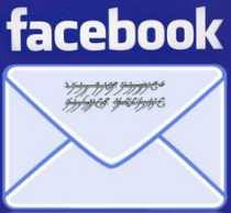 Facebook Messages e-mail, chat y SMS