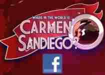 Carmen Sandiego en Facebook