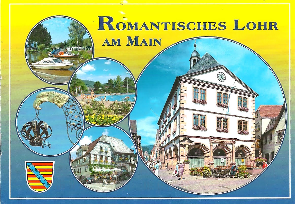 Postcrossing for Heimbach lohr am main