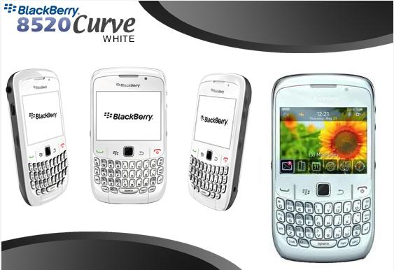 the white 8520 Curve is