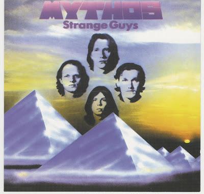 Cover Album of Mythos - Strange Guys [1978]