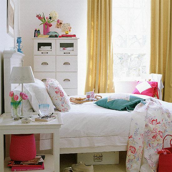 Les choses de marie quartos rom nticos for Dormitorios vintage chic