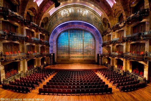El Divan de Diana: Bellas Artes vs. Palais Garnier