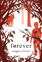 FOREVER by Maggie Stiefvater cover reveal!!!