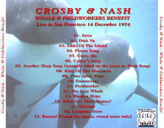Crosby & Nash - Fieldworker