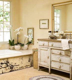 banheiro+vintage Banheiros que eu gosto