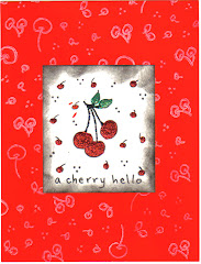 Cheery Cherry Card