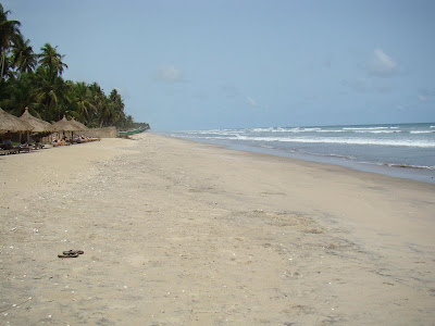 Beyin Beach Resort Accra Ghana