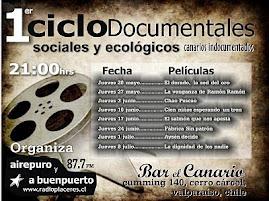 1er Ciclo de Cine Documental