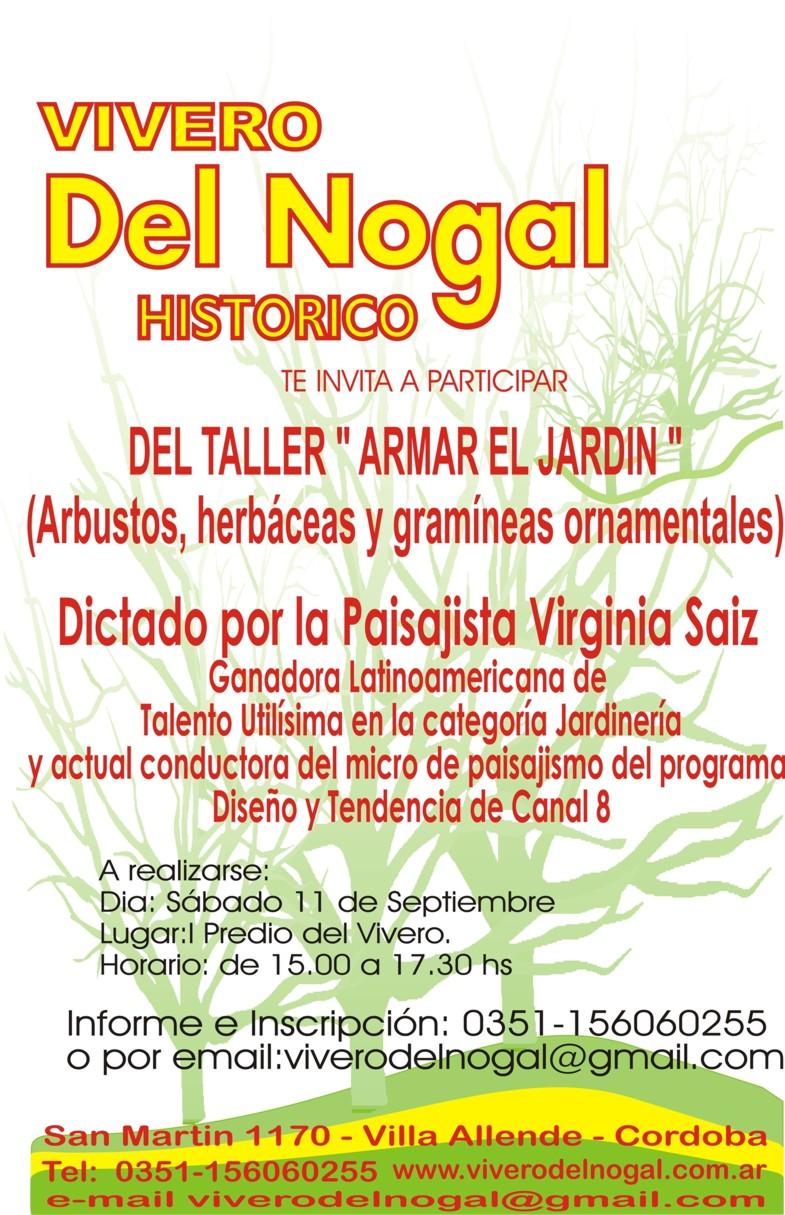 Vivero del nogal for Utilisima jardineria