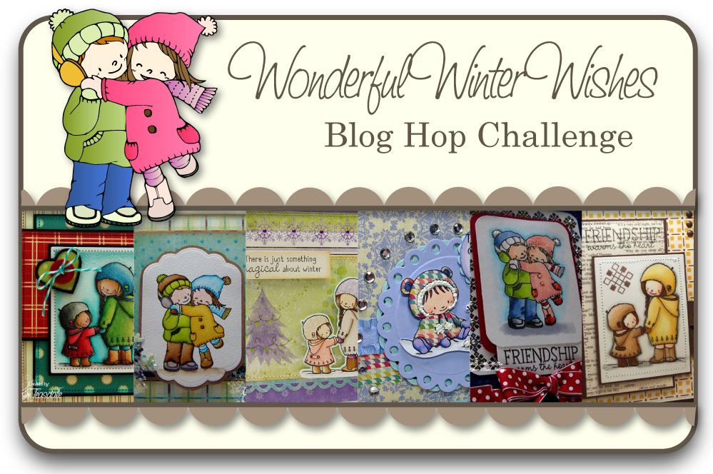 TSG~ Wonderful Winter Wishes Blog Hop!!! Hello Everyone!!!