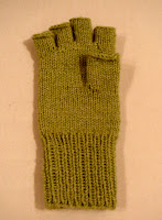Pam&#39;s Fingerless Gloves