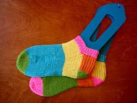 Lite Brite Socks