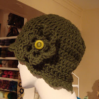 Crocheted Hat for Women