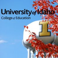 University of Idaho College of Education.