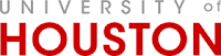 University of Houston bumper sticker.