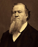 Brigham Young photograph.