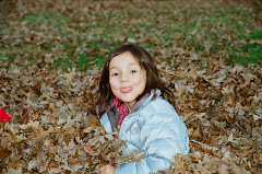 Tatum in the leaves