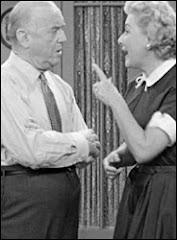Fred and Ethel Mertz