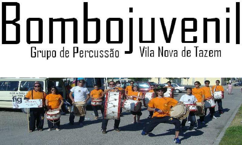 Bombojuvenil - grupo de percussão
