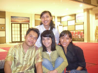 Me,Juli,Meilin&Titiek