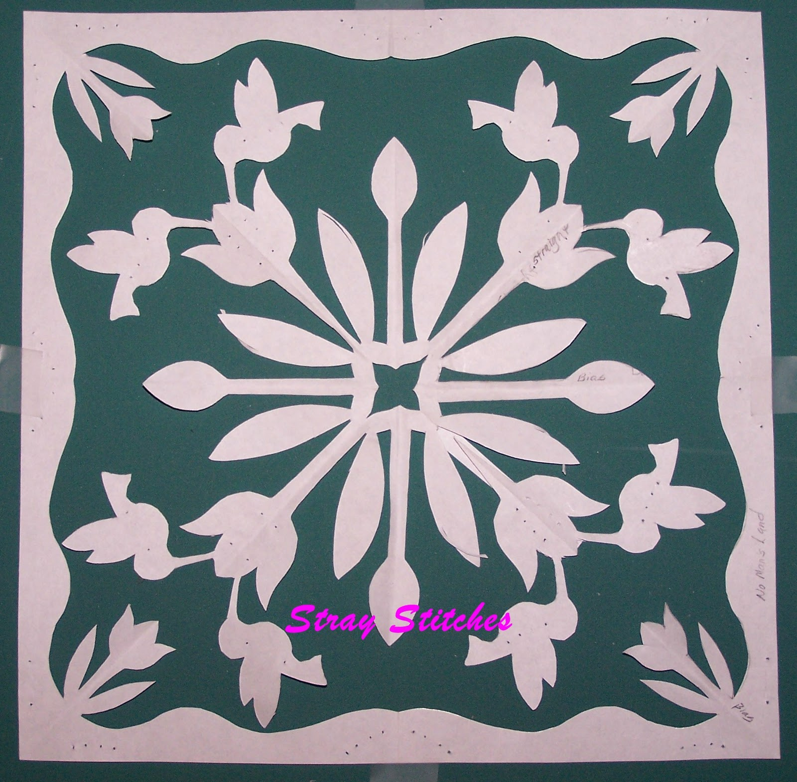 Universal image with regard to free printable hawaiian quilt patterns