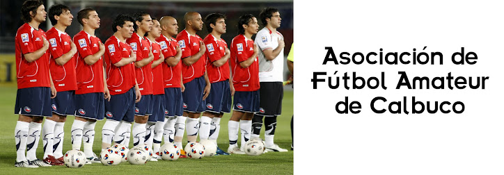 Asociación de Fútbol Amateur de Calbuco