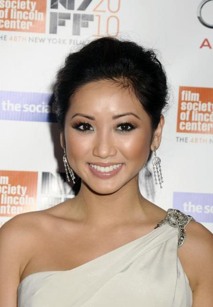 screen actress Brenda Song