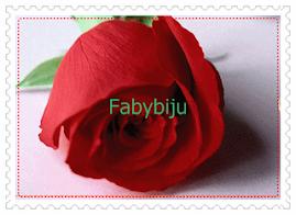 Esse lindo selinho ganhei da querida amiga do Blog Faby Biju