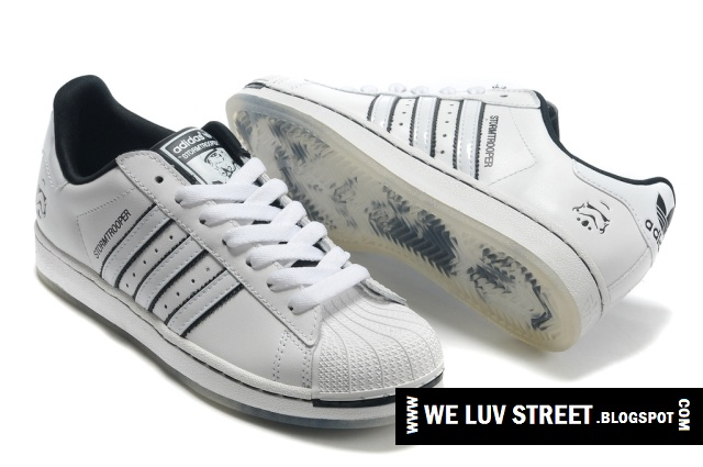 timeless design aa953 60e20 adidas superstar ii star wars rebajas