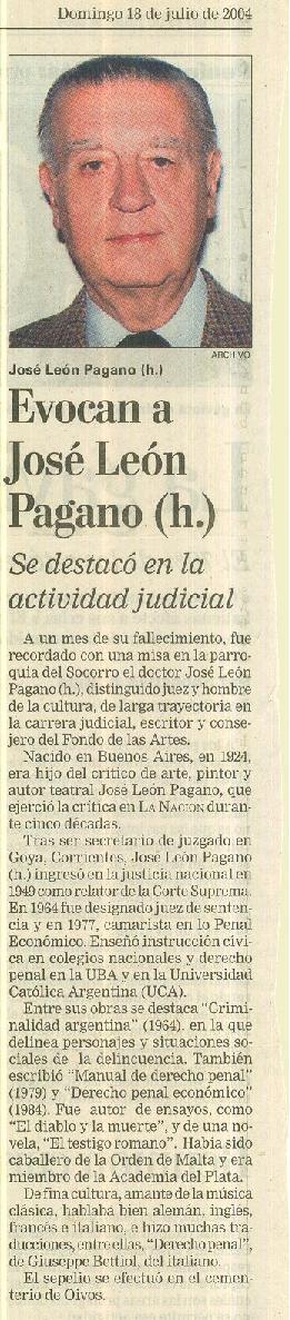 José León Pagano (h).-