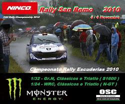 Rally San Remo 2010