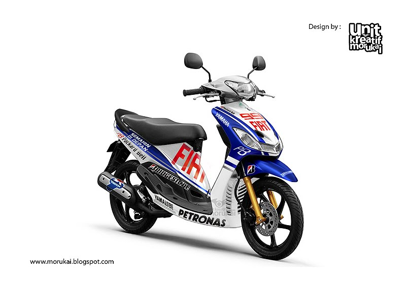 Graphics For Yamaha Fiat Graphics Wwwgraphicsbuzzcom - Mio decalsyamaha mio sporty sticker decals for motorcycle cebu philippines