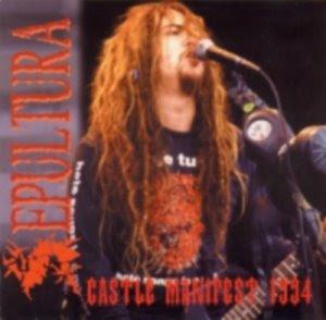 Sepultura - Live Donington Festival (1994) Sepultura-Castle+Donington