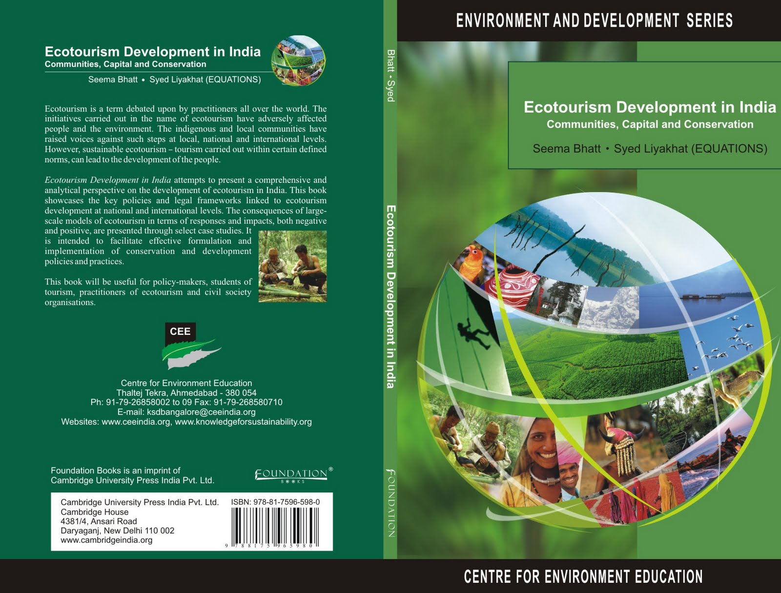 developing ecotourism Production of development plans is vital for sustainable ecotourism development  given the increasing competition for land to satisfy various.