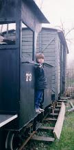 La locomotora N° 73
