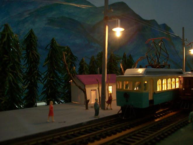 Estacion Bellavista de noche 1