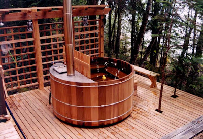 jacuzzi feu de bois jacuzzi feu de bois snorkel. Black Bedroom Furniture Sets. Home Design Ideas