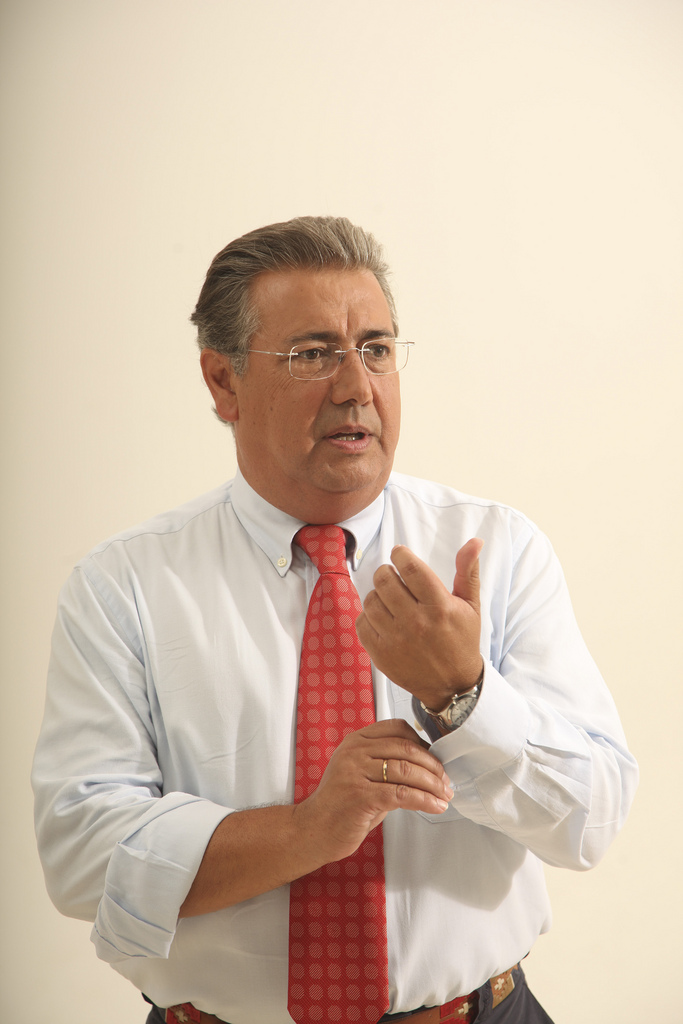 Juan Ignacio Zoido, alcalde de Sevilla. Foto: Agencias
