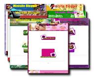 Pakej Minisite Blogger
