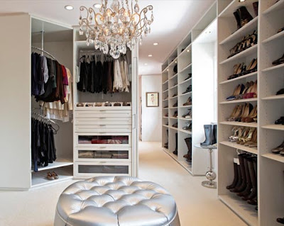 The Next Thing On My Dream Home Must Has List Is A Wonderful Large Custom  Walk In Closet. My Dream Closet Is Bigger Than My Current Bedroom.