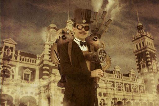 Steampunk+Tutorial 100+ Exceptional GIMP Tutorials and Resources