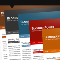 BloggerPower +A+Super+Flexible+Blogger+Template BloggerPower  A Super Flexible Blogger Template