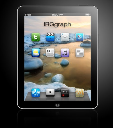 PSD+ +iPad+Model+by+Rggraph 7 Useful Apple iPad PSD GUI Packs for Designers