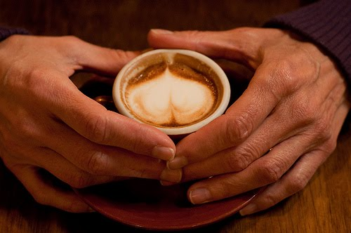 Hot+love+from+a+Machiato Delicious Coffee Latte Art  Too Beautiful to Drink