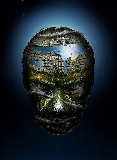 Own World by Ethernity+DA Inspirational Posters and Advertisements Dedicated to Earth Day | Part 1