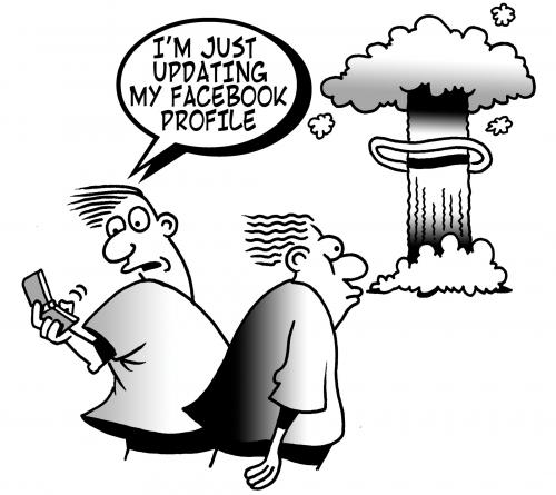 Updating+Facebook 40+ Hilarious Facebook Comic Strips
