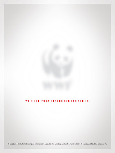 WWF Dream l 27 Alarming Advertisements Dedicated to Earth Day | Part  2