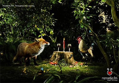 romantic Astonishing Animal Advertisements Creating Awareness